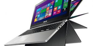 Laptop Asus Flip R554LA-RH51T Intel Core i5 TouchSmart 360°/1TB