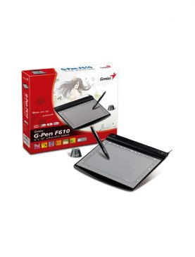 Tableta Digitalizadora Genius G-Pen F610 Ultra Slim