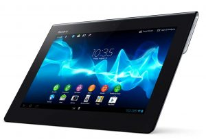 Tablet Sony Xperia S, Procesador NVIDIA Tegra 3, RAM 1 GB, SD 16 GB