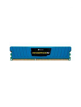 Memoria Corsair Vengeance LP 8 GB DDR3 1600 MHz, Azul
