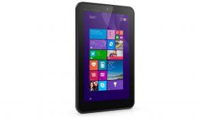 Tablet HP Pro 408 G1 Intel Atom Z3736F, Memoria RAM 2 GB, SSD 32 GB