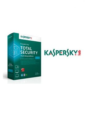 Kaspersky Total Security 2015 3PC Promoción