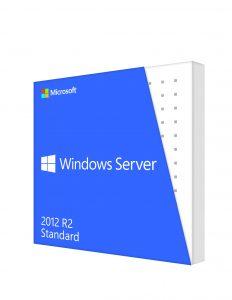 Microsoft Windows Server Standard 2012 x64, licencia original y garantía