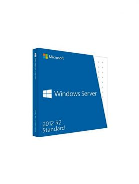 Microsoft Windows Server Standard 2012 x64