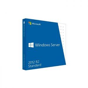 Microsoft Windows Server Standard 2012 x64