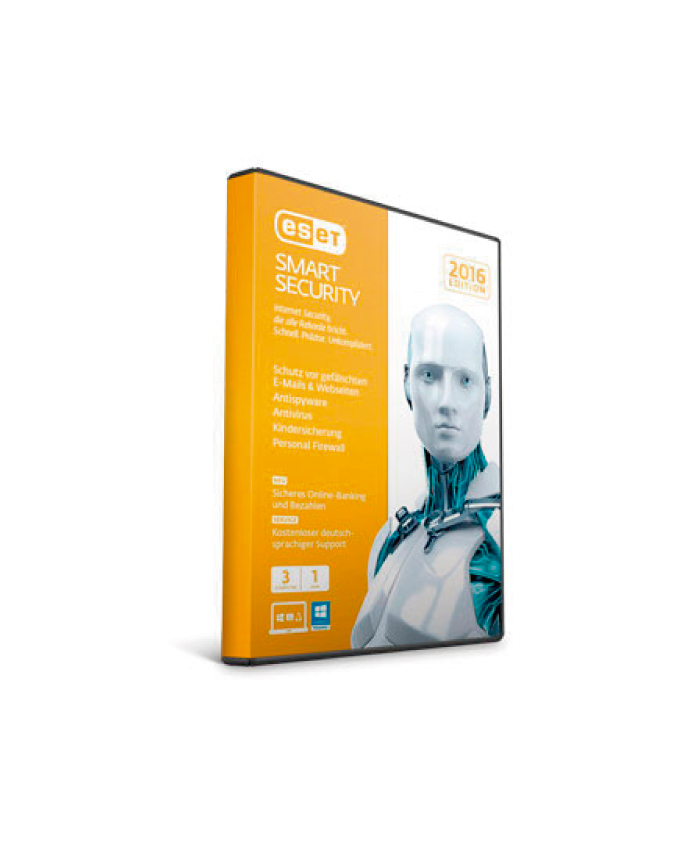 ESET Smart Security Edicion 2016