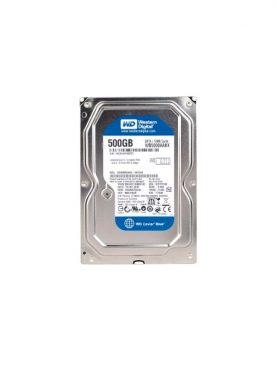 Disco Duro WD 500GB BLUE SATA3 7200 32M